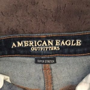 American Eagle Outfitters Shorts - Hi-rise shorts